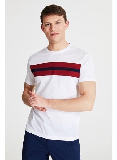 Damat T-Shirt Beyaz